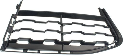 BMW Passenger Side Bumper Grille-Primed, Plastic, Replacement RB01550007