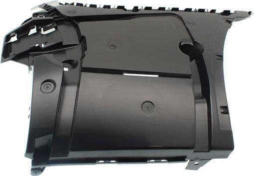 BMW Rear, Passenger Side Bumper Bracketmper Bracket-Plastic, Replacement RB76270001