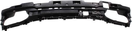 BMW Rear Bumper Bracket-Plastic, Replacement RB76320001