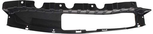 BMW Rear Bumper Filler-Textured Black, Replacement RB76510002