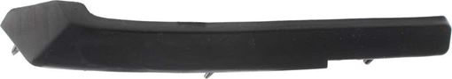 Chevrolet Front, Passenger Side Bumper Bracket-Plastic, Replacement RC01310009