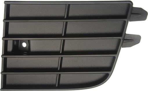 Cadillac Bumper Grille-Paint to Match, Plastic, Replacement RC01530007