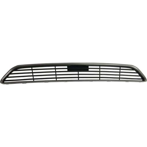 Chrysler Bumper Grille-Chrome, Plastic, Replacement RC01530009