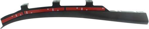 Bumper Trim, Escalade/Escalade Esv 15-18 Front Bumper Molding Rh, Wheel Opening Trim, Textured Black, Replacement RC10610001