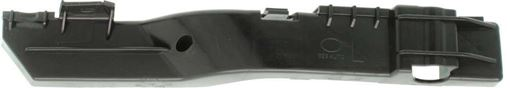 Dodge Front, Driver Side Bumper Bracket-Plastic, Replacement RD01310002