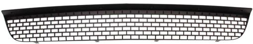 Dodge Center Bumper Grille-Paint to Match, Plastic, Replacement RD01530002