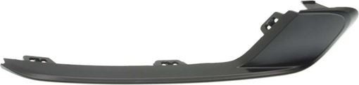 BMW Front, Passenger Side Bumper Retainer-Primed, Plastic, Replacement REPB014905