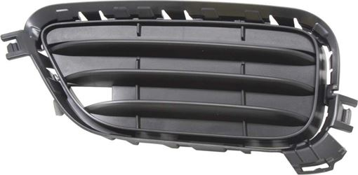 Bumper Grille, X3 15-17 Front Bumper Grille Lh, Outer, W/O M Pkg, W/O X Line Pkg, Replacement REPB015568