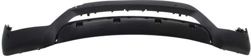 BMW Front, Lower Bumper Cover-Primed, Plastic, Replacement REPBM010350PQ