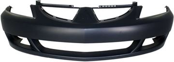 Replacement Bumper Cover, Lancer 04-05 Front Bumper Cover, Primed, Es/Ls/Oz Rally Models | Replacement REPM010330
