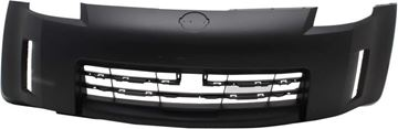 Picture of Replacement Bumper Cover, 350Z 06-09 Front Bumper Cover, Primed - Capa | Replacement REPN010302PQ