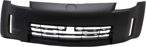 Bumper Cover, 350Z 06-09 Front Bumper Cover, Primed - Capa, Replacement REPN010302PQ