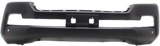 Toyota Front Bumper Cover-Primed, Plastic, Replacement REPTY010305P