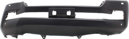 Toyota Front Bumper Cover-Primed, Plastic, Replacement REPTY010306P