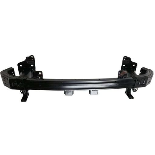 Bumper Reinforcement, Fusion 17-18 Front Reinforcement, Impact Bar, W/ Or W/O Ags, W/O Tow Hook Holes, Replacement RF01250001