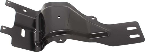 Ford Front, Driver Side Bumper Bracket-Steel, Replacement RF01310008