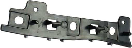 Ford Front, Passenger Side Bumper Bracket-Plastic, Replacement RF01310011
