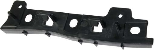 Ford Front, Driver Side Bumper Bracket-Plastic, Replacement RF01310012