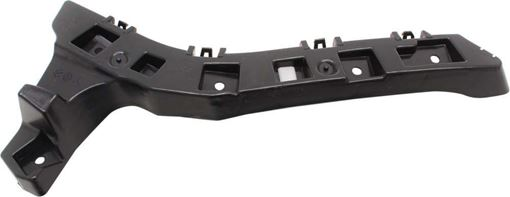 Bumper Bracket, Fusion 13-18 Rear Bumper Bracket Lh, Upper, Hermosillo Plant, Replacement RF76270004