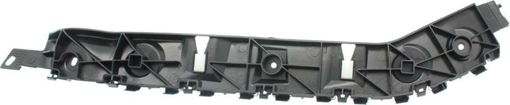 Ford Rear, Passenger Side Bumper Bracketmper Bracket-Steel, Replacement RF76270015