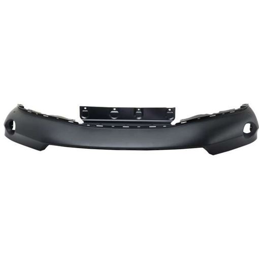Honda Front, Lower Bumper Cover-Textured, Plastic, Replacement RH010300007