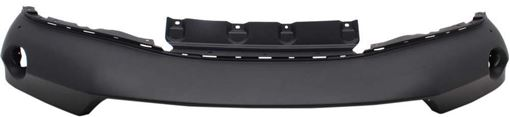 Honda Front, Lower Bumper Cover-Textured, Plastic, Replacement RH01030006Q