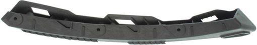 Hyundai Front, Passenger Side, Outer Bumper Bracket-Steel, Replacement RH01310003