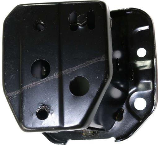 Honda Front, Passenger Side Bumper Bracket-Steel, Replacement RH01310015