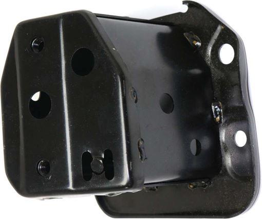 Honda Front, Driver Side Bumper Bracket-Steel, Replacement RH01310016