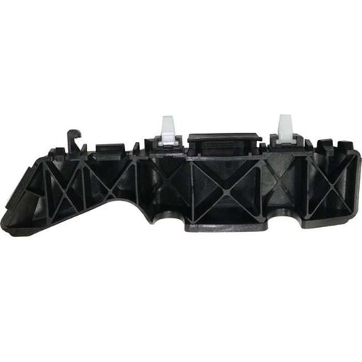 Hyundai Front, Driver Side, Upper Bumper Bracket-Plastic, Replacement RH01310020