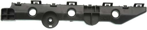 Infiniti Rear, Passenger Side, Lower Bumper Bracket-Plastic, Replacement RI76270003