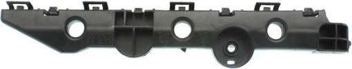 Infiniti Rear, Driver Side, Lower Bumper Bracket-Plastic, Replacement RI76270004