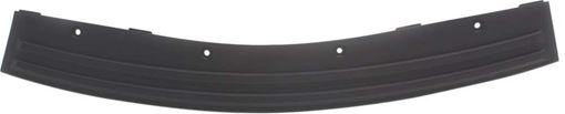 Jeep Rear Bumper Step Pad-Black, Plastic, Replacement RJ76490003