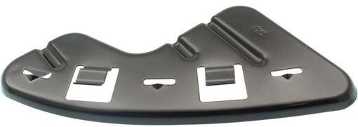 Kia Front, Passenger Side, Upper Bumper Bracket-Plastic, Replacement RK01310005