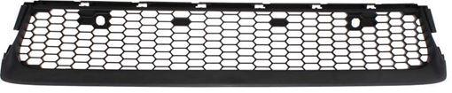 Lexus Bumper Grille-Textured Black, Plastic, Replacement RL01530001
