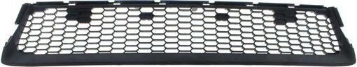 Lexus Bumper Grille-Textured Black, Plastic, Replacement RL01530002
