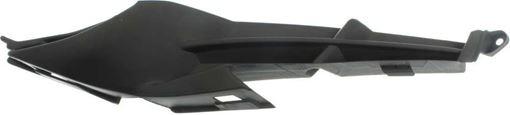 Lexus Rear Bumper Trim-Primed, Plastic, Replacement RL01610002