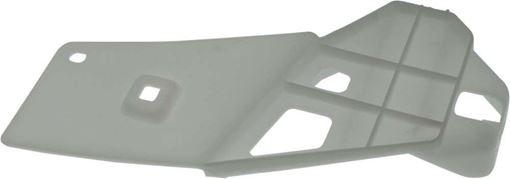 Lexus Rear, Passenger Side Bumper Bracketmper Bracket-Steel, Replacement RL76270001