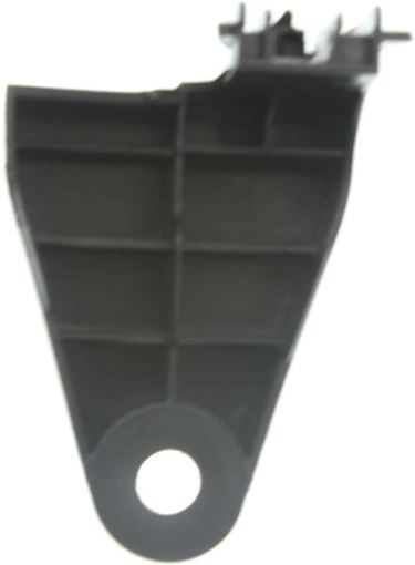 Lexus Rear, Driver Side Bumper Retainer-Primed, Plastic, Replacement RL76330002
