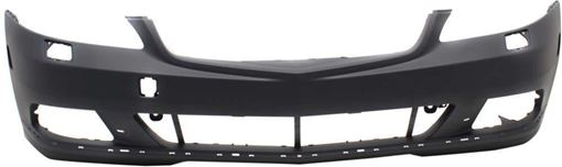 Mercedes Benz Front Bumper Cover-Primed, Plastic, Replacement RM01030018P