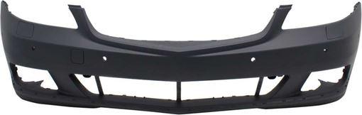 Mercedes Benz Front Bumper Cover-Primed, Plastic, Replacement RM01030019P