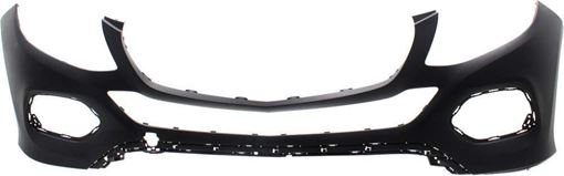 Mercedes Benz Front Bumper Cover-Primed, Plastic, Replacement RM01030024P