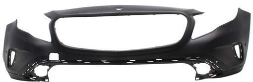 Mercedes Benz Front Bumper Cover-Primed, Plastic, Replacement RM01030026P