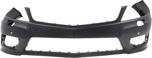 Mercedes Benz Front Bumper Cover-Primed, Plastic, Replacement RM01030028P