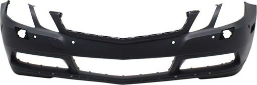 Mercedes Benz Front Bumper Cover-Primed, Plastic, Replacement RM01030033P