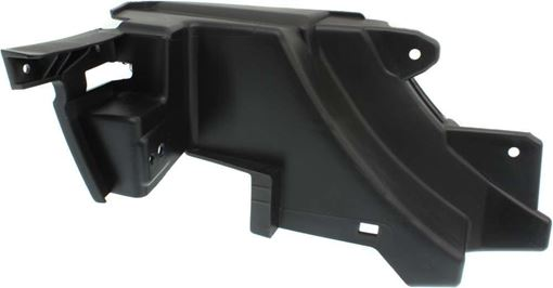 Mercedes Benz Front, Driver Side Bumper Bracket-Steel, Replacement RM01310010