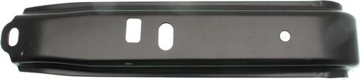 Mitsubishi Front, Driver And Passenger Side Bumper Bracket-Steel, Replacement RM01350001