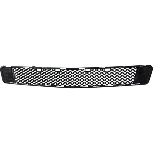 Bumper Grille, C-Class 08-11 Front Bumper Grille, Textured, W/O Amg Pkg, W/ Sport Pkg, Replacement RM01530002
