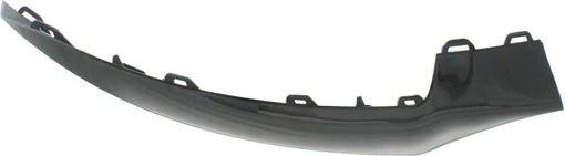 Mercedes Benz Front, Passenger Side Bumper Trim-Primed, Plastic, Replacement RM01610001