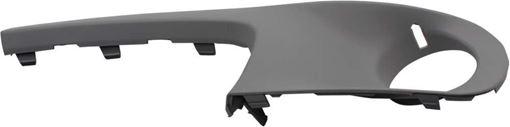 Mini Front, Driver Side Bumper Trim-Primed, Plastic, Replacement RM01610006